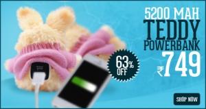 Teddy Power Bank
