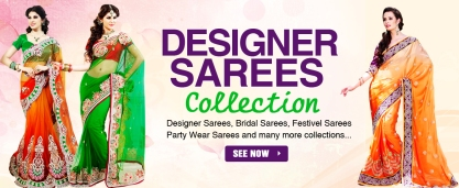 Designer Saree in India