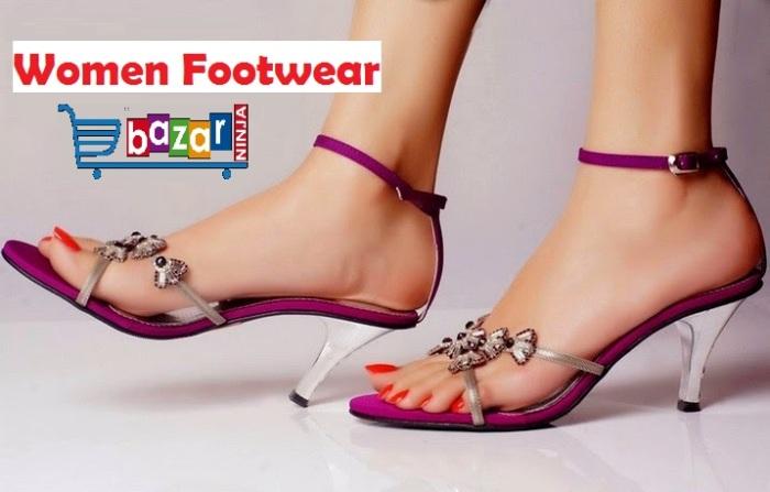 Women Footwear Online