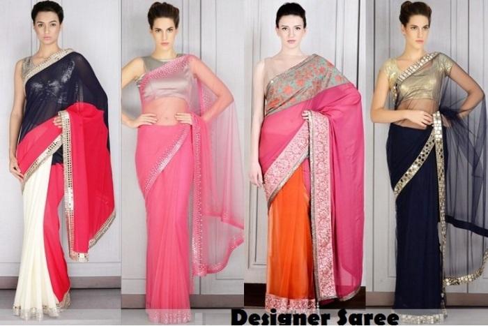Desinger Sarees in India